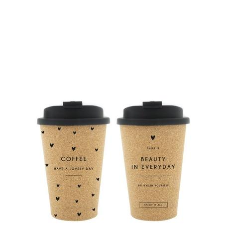 Zestaw Kubków  Podróżnych Coffee To Go Bastion Collections (1)