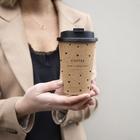 Zestaw Kubków  Podróżnych Coffee To Go Bastion Collections (3)