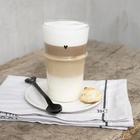Ceramiczna Łyżeczka Do Latte Black Heart Bastion Collections (4)