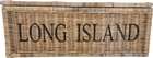 Rustykalna Duża Skrzynia Kufer Rattan Hampton Long Island (7)