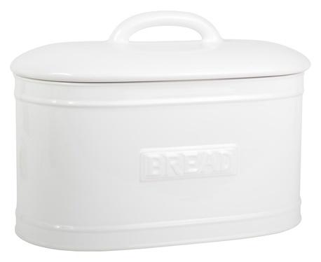 Ceramiczny Chlebak Biały IB Laursen  (1)
