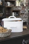 Ceramiczny Chlebak Biały IB Laursen  (2)