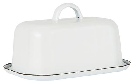 Maselniczka Emaliowana Biała IB Laursen  (1)