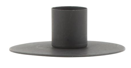 Świecznik Metalowy Czarny IB Laursen (1)