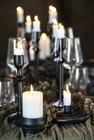 Świecznik Metalowy Czarny IB Laursen (4)