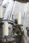 Zestaw 6 Świeczek Białych IB Laursen (3)