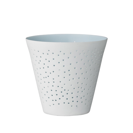 Świecznik Porcelanowy Votive Bloomingville (1)