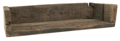 Półka drewniana Unique IB Laursen (1)
