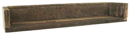 Półka drewniana długa Unique IB Laursen (1)