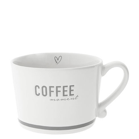 Kubek Filiżanka COFFEE Moment Grey Bastion Collections  (1)