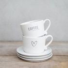 Kubek Filiżanka COFFEE Moment Grey Bastion Collections  (3)