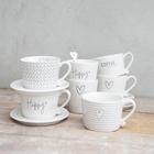 Kubek Filiżanka COFFEE Moment Grey Bastion Collections  (4)