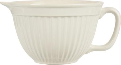 Ceramiczna miska z dzióbkiem Butter Cream Mynte IB Laursen (1)