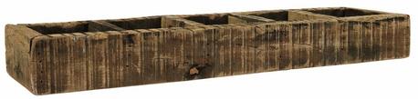 Drewniana skrzyneczka z 5 Przegródkami Unique IB Laursen (1)