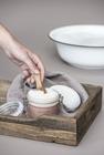 Drewniane Tace Komplet 2 sztuk IB Laursen (4)