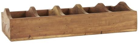 Drewniana skrzynka z 5 Przegródkami Unique IB Laursen (1)