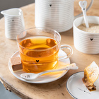 Szklanka Do Herbaty Tea/Heart Bastion Collections (2)