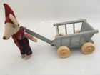 Wózek Wagon Mini Mint Micro Maileg (4)