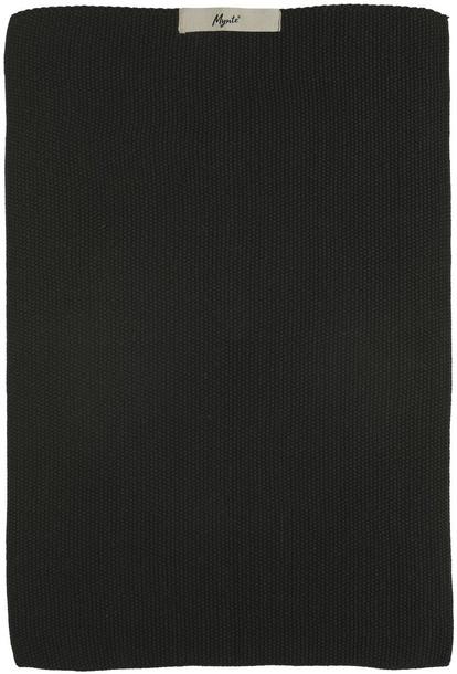 Ręcznik Mynte Pure Black IB Laursen (1)