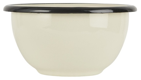 Miseczka Miska Emaliowana Butter Cream IB Laursen (1)
