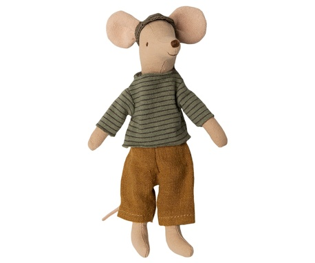 Myszka Tata Dad Mouse Maileg (1)