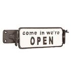 Metalowa Tabliczka Open/Closed Clayre & Eef (1)
