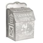 Metalowa Skrzynka Na Listy FarmHouse Clayre & Eef (1)