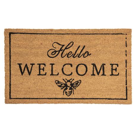 Wycieraczka Do Butów Hello Welcome Clayre & Eef (1)