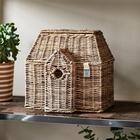 Rattanowy Classic Birdhouse Riviera Maison (3)