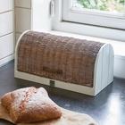 Rattanowy Chlebak Pan De Molde Box Riviera Maison  (2)