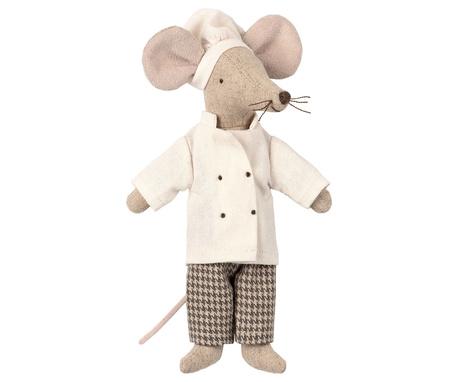 Myszka Kucharz Chef Mouse Maileg (1)