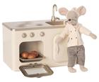 Myszka Kucharz Chef Mouse Maileg (2)
