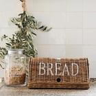 Rattanowy Chlebak Rustic Bread Box Riviera Maison  (3)