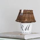 Świecznik Lampion Rustic Rattan Fondee Riviera Maison (2)