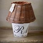 Świecznik Lampion Rustic Rattan Fondee Riviera Maison (4)