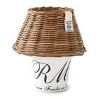 Świecznik Lampion Rustic Rattan Fondee Riviera Maison (1)