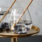 Szklanka Drinks On The House Glass Riviera Maison (5)