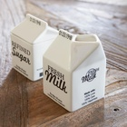 Mlecznik Porcelana Biały Carton Riviera Maison (2)