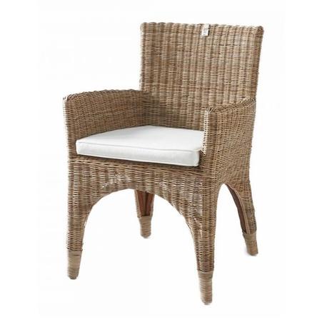 Krzesło Rattanowe Hamptons Rustic Rattan RIVIERA MAISON (1)