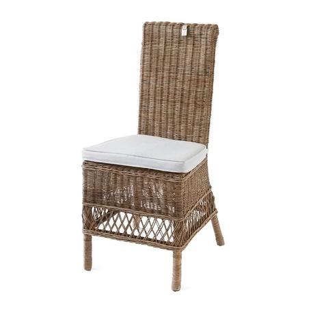 Krzesło Rattanowe St.Malo Rustic Rattan RIVIERA MAISON (1)