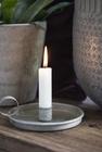 Świecznik Metalowy Szary Z Uchem IB LAURSEN (3)