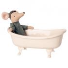 Miniaturowa Wanna  Miniature Bathtub MAILEG (2)