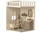 Szafka  Z Umywalką Do Łazienki Miniature Bathroom Sink MAILEG (4)
