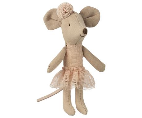 Myszka Ballerina Mouse Little Sister Maileg (1)