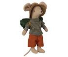 Myszka Turysta Starszy Brat Podróżnik - Hiker MAILEG (1)