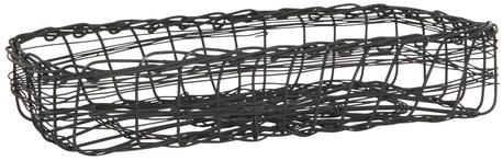 Serwetnik Prowansalski Metalowy Czarny IB LAURSEN (1)