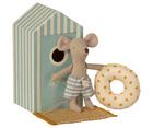 Myszka Młodszy Brat z Kabiną Plażową MAILEG (1)