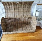 Rattanowy Chlebak Hampton Bread Box  (2)
