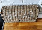 Rattanowy Chlebak Hampton Bread Box  (3)