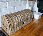 Rattanowy Chlebak Hampton Bread Box  (4)